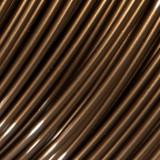 PLA 3D Filament 1.75 mm, 750 g, Gold / Bronze
