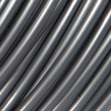 PLA Filament 2,85 mm, 750 g, Silber