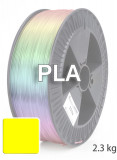 PLA Filament 2,85 mm, 2.300 g, Leucht-Gelb