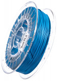 Soft PLA 3D Filament 1.75 mm, 750 g, Blue