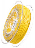 Soft PLA 3D Filament 1.75 mm, 750 g, Yellow