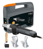 Hot Air Gun Steinel HG 2620 E Foil-kit, in case including nozzles and accessorie
