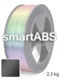 smartABS Filament 1,75 mm, 2.300 g, Schwarz