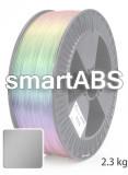 smartABS Filament 1,75 mm, 2.300 g, Silber
