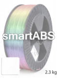 smartABS Filament 2,85 mm, 2.300 g, Weiß