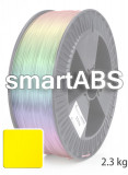 smartABS Filament 2,85 mm, 2.300 g Gelb